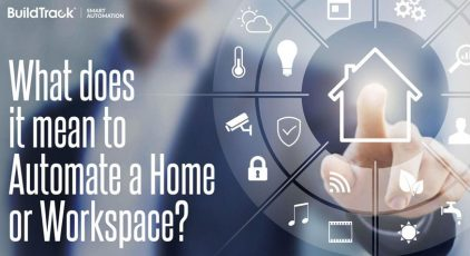 What Does It Mean To Automate A Home Or Workspace