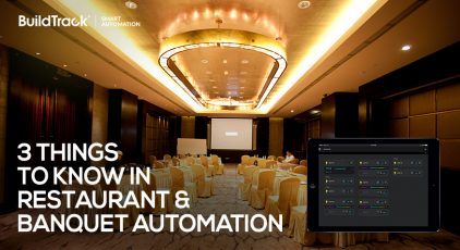 Restauran and Banquet Automation