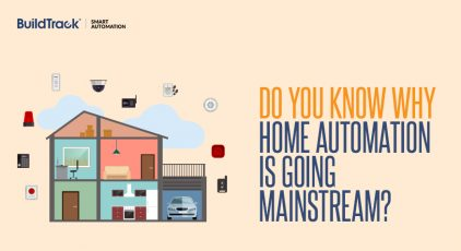 home automation is going mainstream