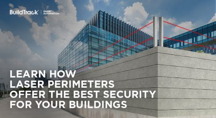 BuildTrack offers such a perimeter security using laser beam