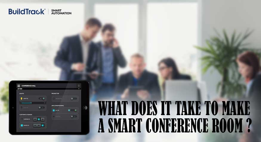 Buildtrack Smart Conference Room Mumbai