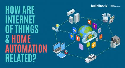 Internet of Things relate to Home Automation