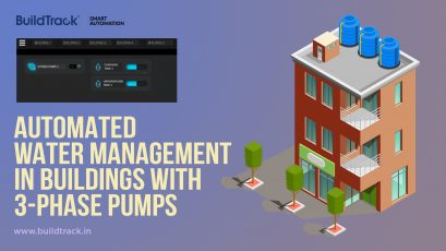 AUTOMATED WATER MANAGEMENT IN BUILDINGS