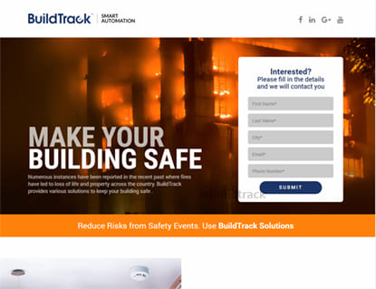 buildtrack building safety solution new delhi
