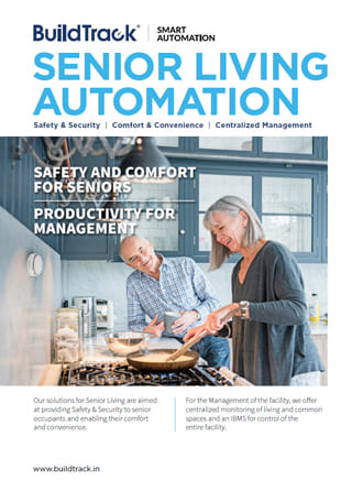 senior living automation