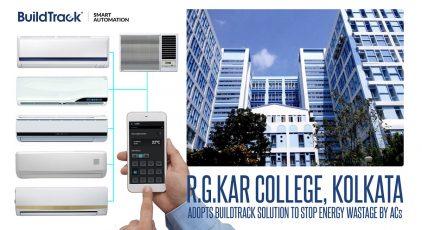 BuildTracks AC Centralizing Solution