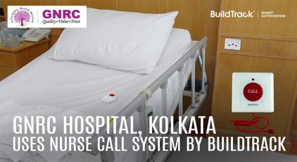 BuildTrack has installed its Nurse Call System at the GNRC hospital