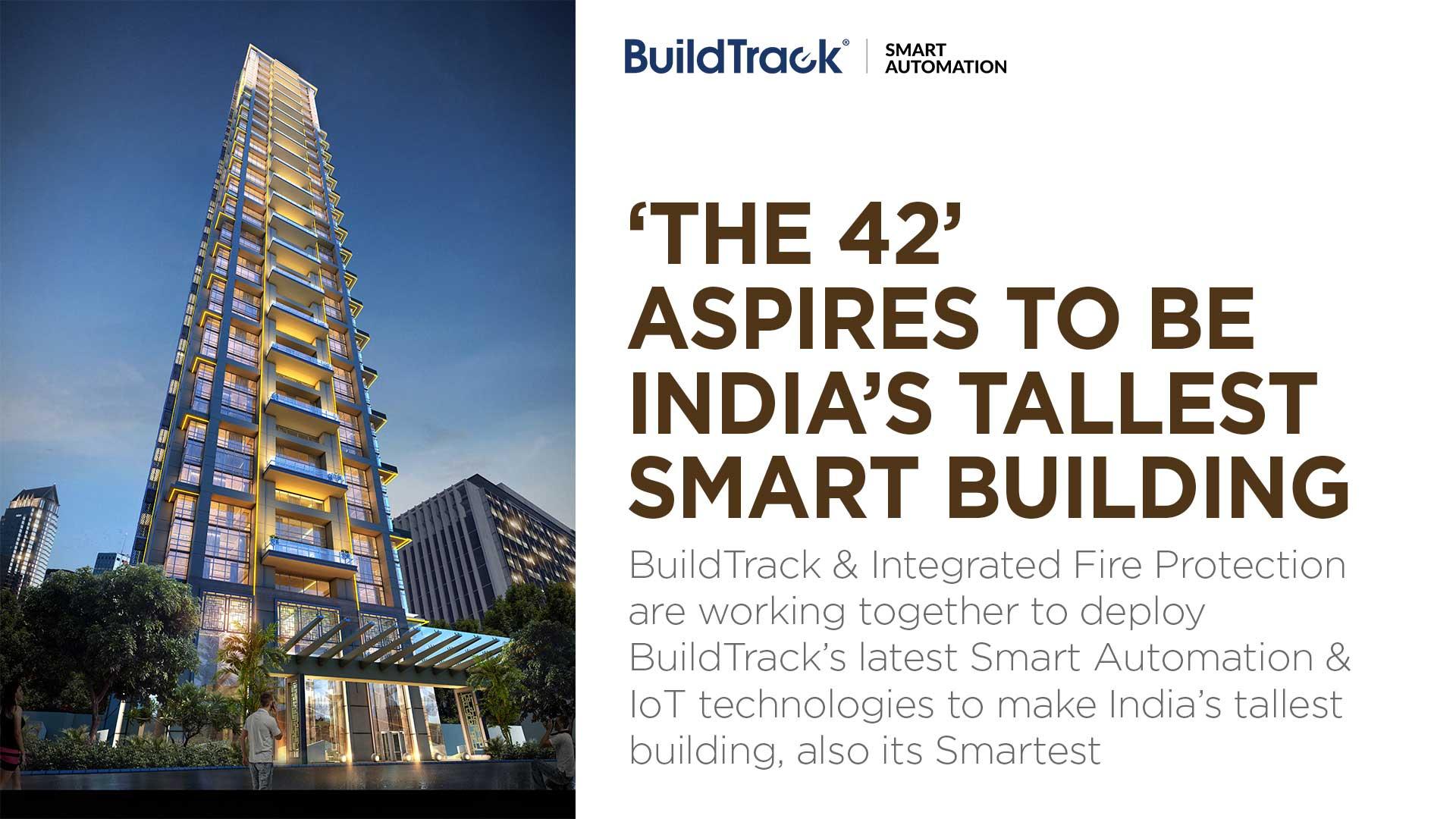 BuildTrack's Building Management System