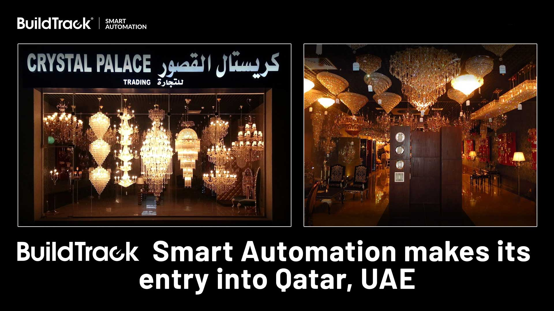 smart loghting automation in UAE