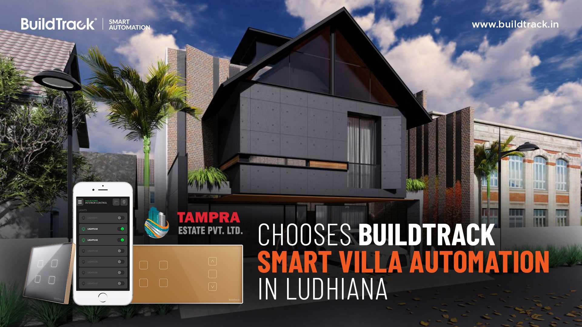 smart villa automation ludhiana
