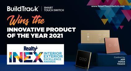 INEX Award won by Buildtrack