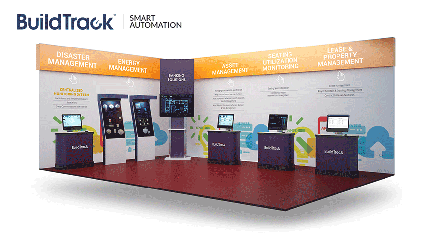 BuildTrack recently shared its Smart Automation technologies at IBEX 2017