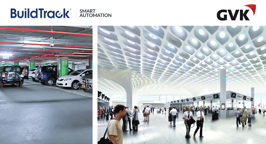BuildTrack Motion Sensors for Chhatrapati Shivaji Airport
