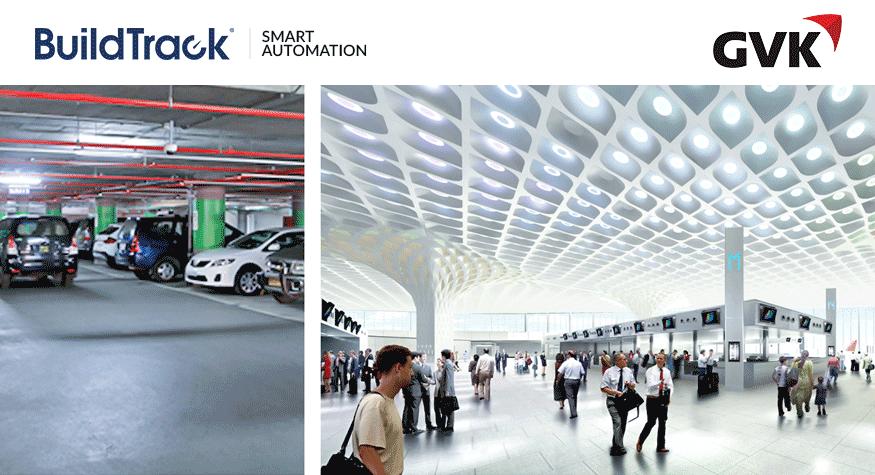 BuildTrack Motion Sensors for Chhatrapati Shivaji Airport