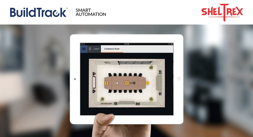 Sheltrex Opts for BuildTrack Smart Building Automation