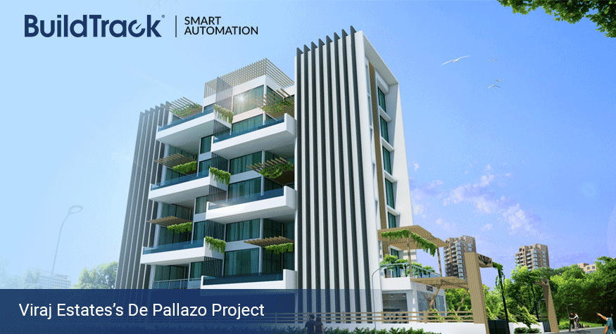BuildTrack Lighting Automation Chosen by Viraj Estates's De Pallazo Project